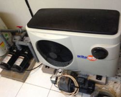 Wika Heat Pump Water Heaters Heat Pump Kolam Renang Jagakarsa