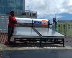 Wika Solar Water Heaters Bp Doni  Kebayoran Baru