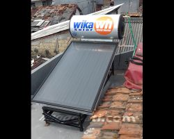 Wika Solar Water Heaters Bp Iqbal  Tanah abang